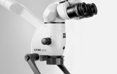 Leczenie kanałowe z użyciem mikroskopu
